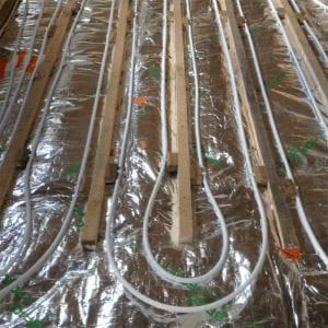 SF40 - Under Floor Heating Pipe
