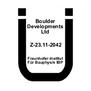 Fraunhofer - DIBT U Accreditation