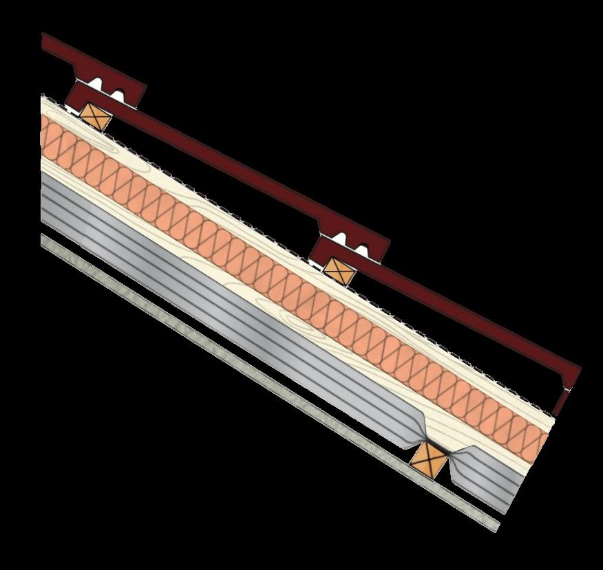 SF40 Roof Installation