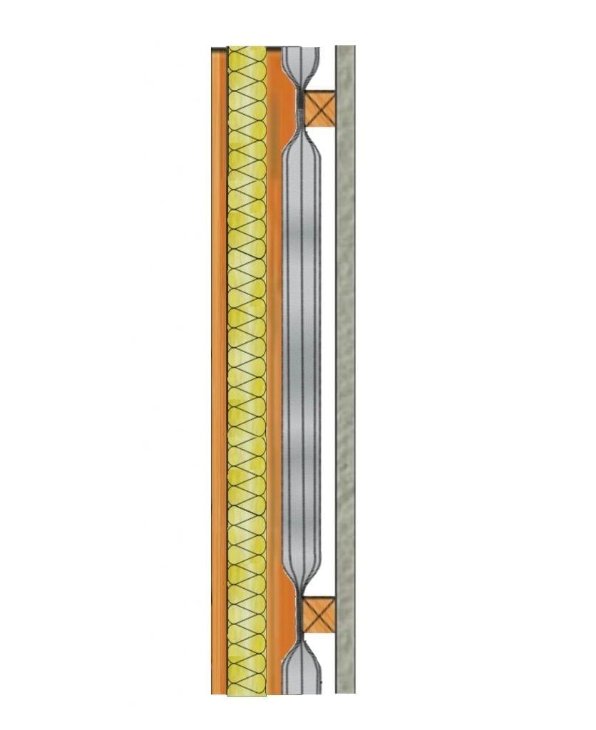 SuperFOIL SF40 Timber frame