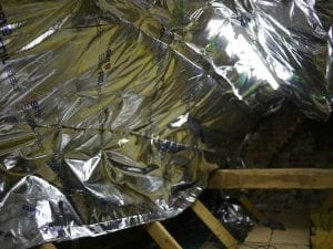 SuperFOIL the lightweight insulation