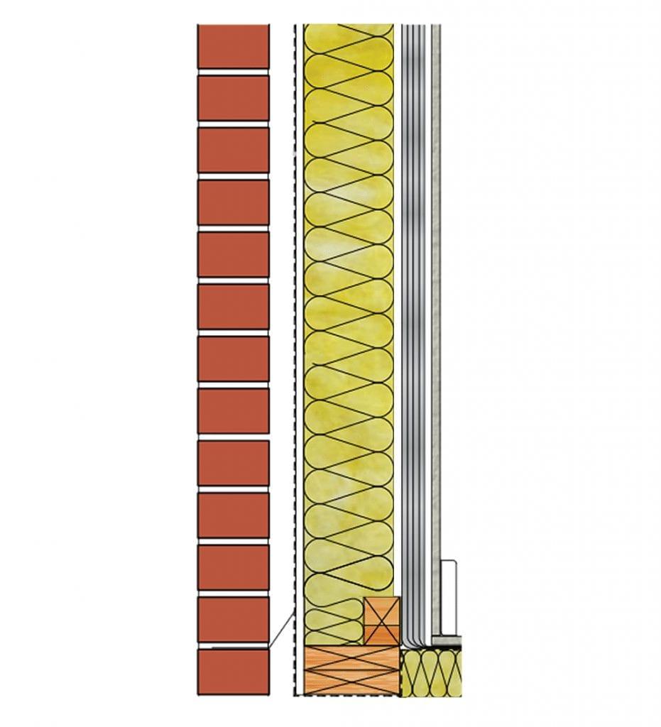 Timber Frame Wall Insulation - Week 12