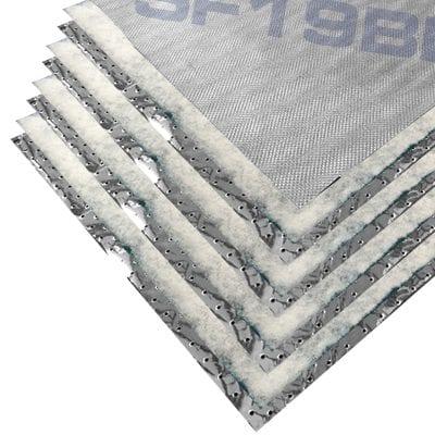 breathable multi foil insulation