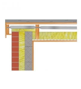 Flat Roof over SuperFOIL Insulation