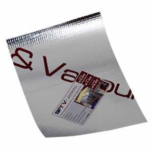 SFTV Reflective membrane sample