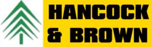 Hancock and Brown Banner