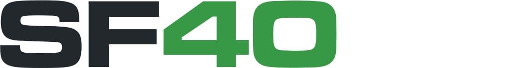 SF40 logo