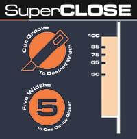 SuperCLOSE Thumb