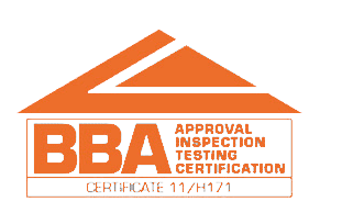 BBA Inspection certificate
