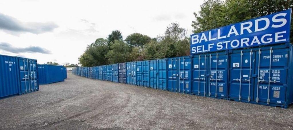 Ballards self-storage