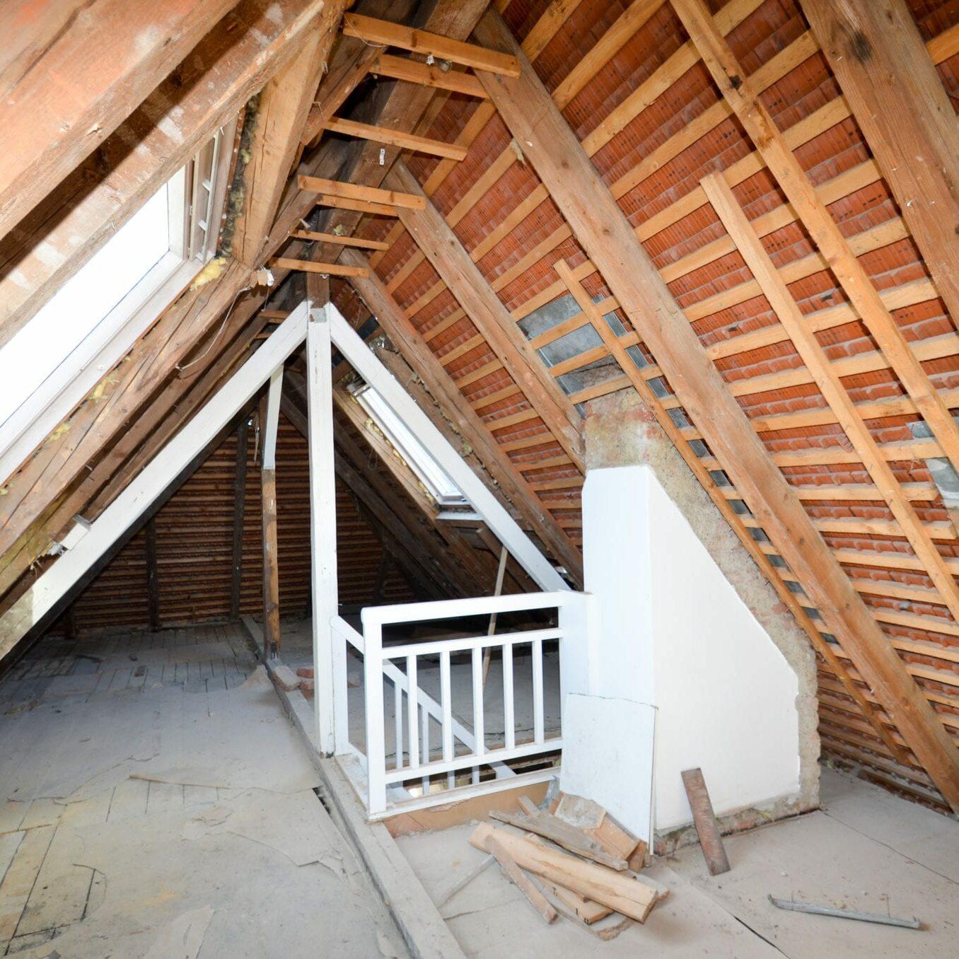 Roof Inner Wooden Frame