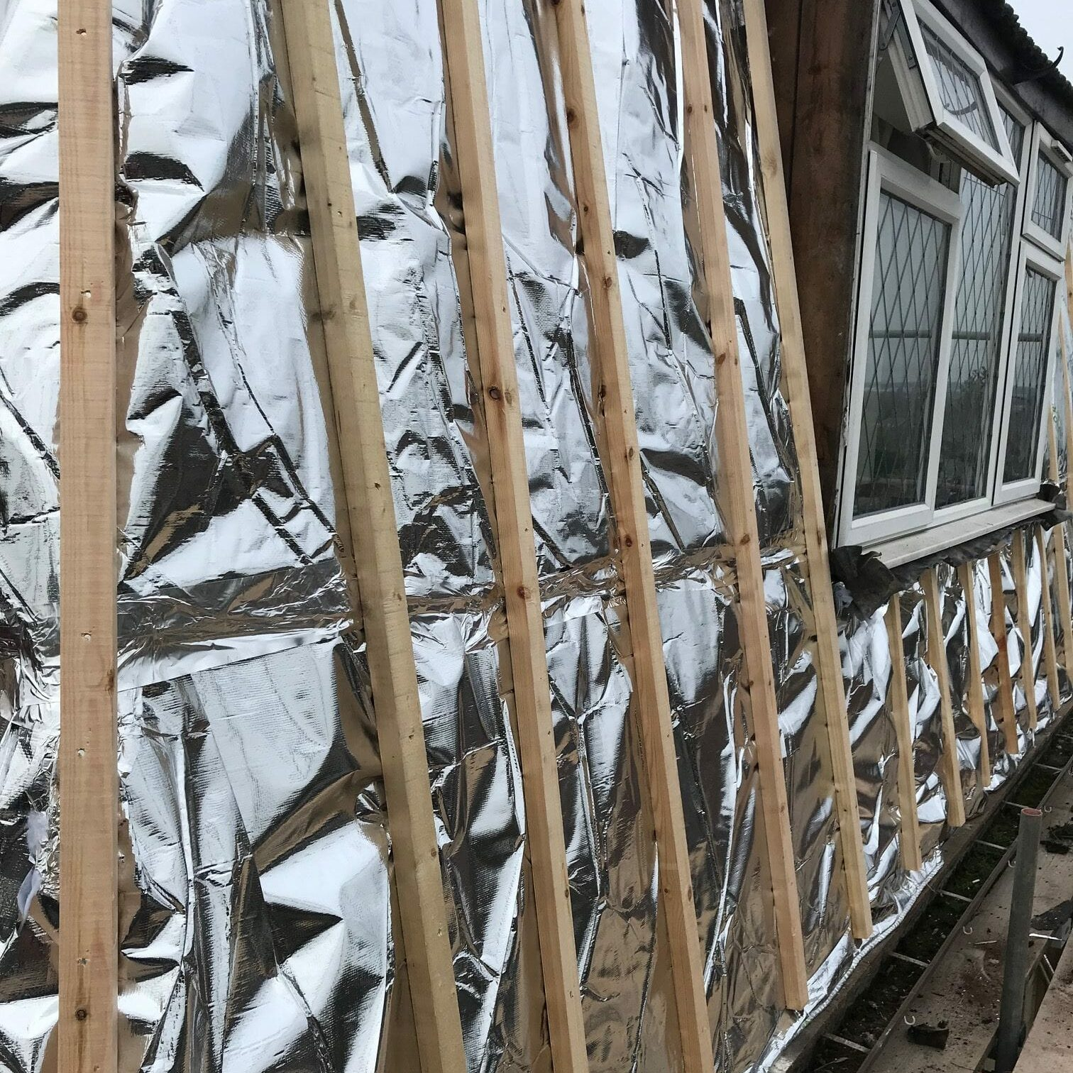 Outer Wall Insulation