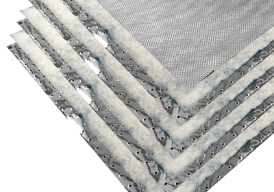 breathable multi foil insulation